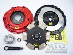 Xtd Stage 4 Clutch Flywheel Kit 1999 2000 Civic Si B16a2 Hydro 1700 Series