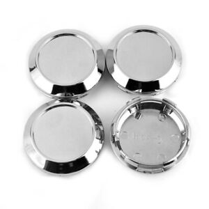 4pcs 60mm 2 36in Wheel Hub Center Caps For Work 17 18 19 Vs xx Aftermarket