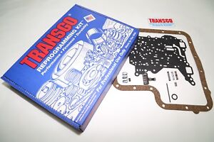 Transgo C6 Shift Kit 67 1 2 Ford C 6 Transmission Stage 1 2 High Performance
