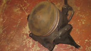 67 68 69 Power Steering Pump Reservoir Bracket Pulley 1967 Pontiac Gto Olds 442