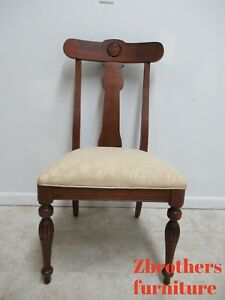 Ethan Allen British Classics Dining Room Side Chair