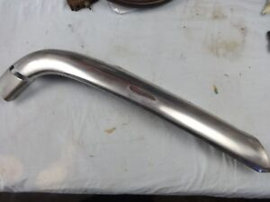 1950 Ford Top Left Hand Drivers Side Grille Bar Nos