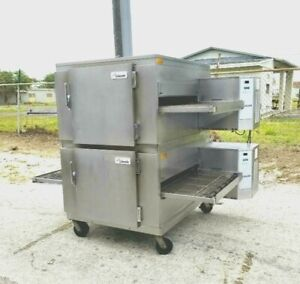 Lincoln Impinger Conveyor Pizza Oven Gas 1450