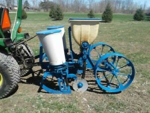 Ford 309 2 Row Planter With Fertilizer Great Shape Can Ship 225 Flat Rate