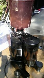 Cunill Tauro Espresso Grinder Coffee Bean Guarantee Good Burr Condition Mk Offer