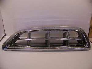 1955 Chrysler Rh Grill 1599375 New Yorker Windsor Deluxe Newport