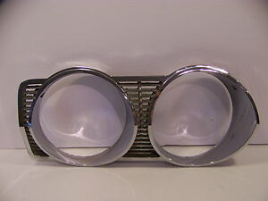 1968 Chrysler Imperial Ps Headlight Bezel Lebaron Crown Coupe Ghia
