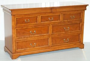 Made In Italy Consorzio Mobili Large Chest Of Drawers Sideboard Part Large Suite