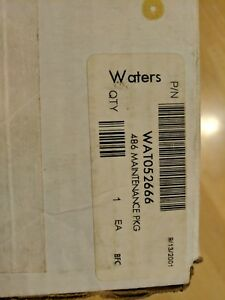 Nos Waters Deuterium Lamp 486 Maintenance Kit P n wat052666 Free Ship