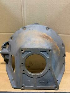 1966 2468372 Dodge Charger 383 Big Block Chrysler Bell Housing And Dust Shield