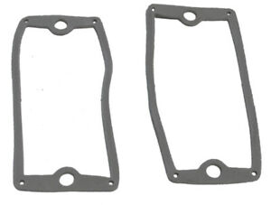 Taillight Gasket Kit Weatherstrip Seal For Ford Fairlane 1966 2 4dr 2pc Rubber