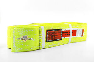 Ee2 903 X10ft Nylon Lifting Sling Strap 3 Inch 2 Ply 10 Foot Usa Package Of 4