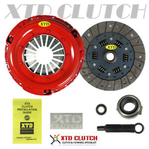 Xtd Stage 1 Sport Clutch Kit Fits 94 01 Integra Civic Si Del Sol Crv B16 B18 B20