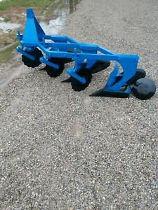 Used Ford 101 Series Turning Plow 3 Pt Hitch We Ship 200 00 Flat Rate