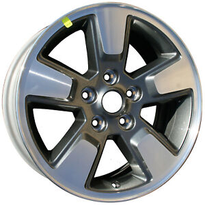 16 Brand New Alloy Wheel For A 2008 2009 2010 2011 2012 Jeep Liberty