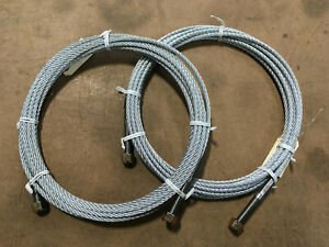1070911 Equalizer Cable For Post 2010 Forward Dp10 Amp I10 Lifts Set Of 2