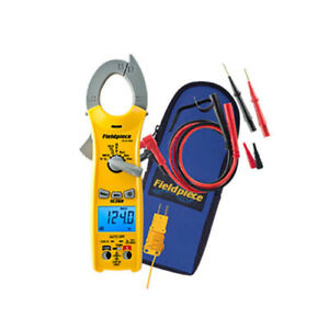 Fieldpiece Sc260 Compact Clamp Meter With True Rms Magnetic Hanger