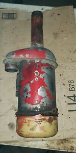 Ih Farmall M Sm Oil Bath Air Cleaner Antique Tractor Part Ihc Air Cleaner