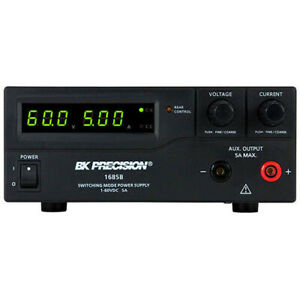 Bk Precision 1685b 60v 5a Switching Bench Dc Power Supply
