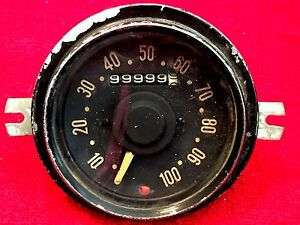 Dodge Truck Vintage Speedometer 1959 To 1960