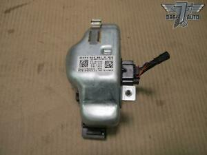 12 17 Vw Tiguan Steering Column Lock Anti Theft Ignition Immobilizer Module Oem