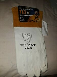 18 Pairs Tillman Tig Welding Gloves Including 1488 Truefit 24c 24d 1324