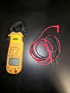 Uei Dl379b Test Instruments Digital Clamp Meter Multimeter Fluke Leads