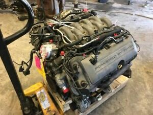 Engine 5 0l Vin F 8th Digit Fits 11 14 Mustang 803732