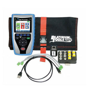 Platinum Tools Tnp700 Net Prowler Network Tester cable Verification