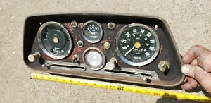 1959 59 Hillman Minx Car Gauges Speedometer Gauge Rat Hot Rod Model A Ford 32
