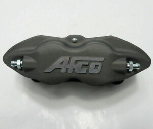 Afco Brake Caliper F33 Forged Aluminum Caliper 1 75 Bore For 1 25 Rotor Race New