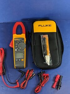 Fluke 376 Fc Trms Clamp Meter Excellent Soft Case
