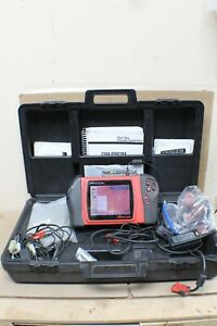 Snap On Modis Eems300 Automotive Scanner Kit 15 2 Extras Free U s Shipping