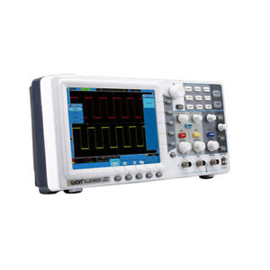 Owon Sds5032e v 30 Mhz 250 Ms s 2 Ch Digital Storage Oscilloscope