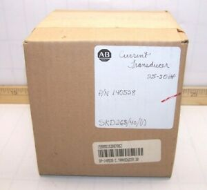 New Allen Bradley Current Transducer 25 30 Hp Sp 140538