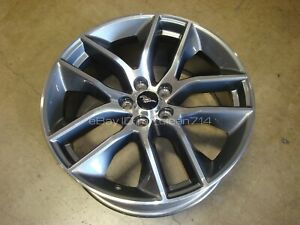 20 15 17 Ford Mustang Gt 5 0 Wheel Rim Oem Factory Foundry Premium 10039 16