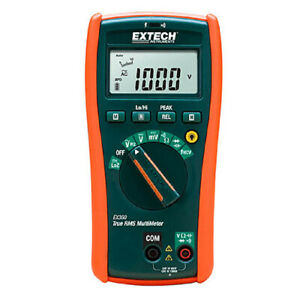 Extech Ex360 True rms Electrical Digital Multimeter 1000v