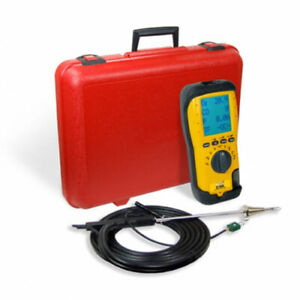 Uei C155 Eagle 2x Combustion Analyzer Extended Life