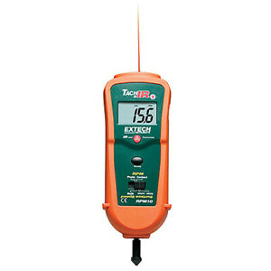 Extech Rpm10 Tachometer Infrared Thermometer