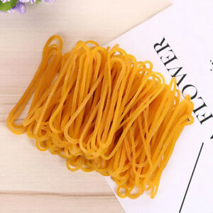 1000g Strong Elastic Rubber Bands Home School Stationery Office 38 X 1 4 Mm