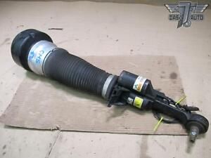 07 13 Mercedes W221 S550 Front Left Air Strut Shock Absorber As 2548 Oem