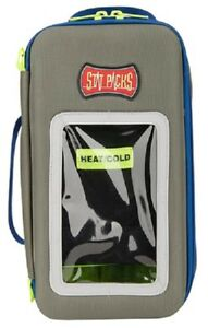 New Statpacks G3 Intravenous Cell Blue Emergency Pressurized Iv On the go Bag