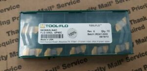 Tool flo 563662ln4c Insert Flg 3062l Gp50c 10 Pack Factory Sealed