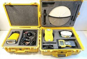 Trimble R8 R7 Trimmark 3 Tsc2 W sc 12 50 Complete Glonass Rtk Package
