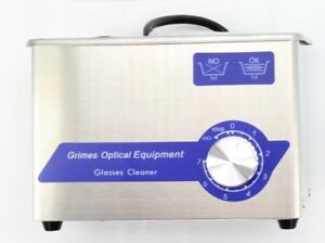Goe Compact Ultrasonic Eyeglass jewelry dental Cleaner 415c New Free Shipping