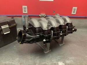 Ported 2018 2019 Mustang Gt Intake Manifold