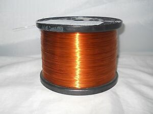 25 Awg Jw 1177 13 14 Essex Magnet Wire 200c Rated 11 3 Lb