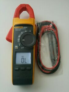 Fluke 902 Fc True Rms Ac Hvac Clamp Meter Multimeter Dmm New Test Lead Probes