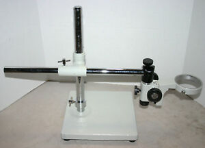 Meiji Boom Stand For Stereozoom Microscope Emz Series Nice