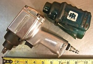 Ingersoll Rand Model No 215 3 8 Drive Air Impact Wrench With Nose Boot